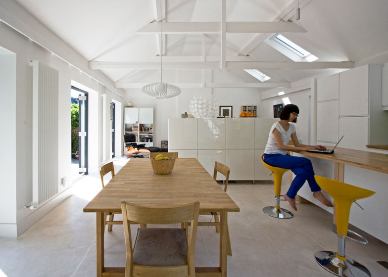 From Bake-House to Our House by NRAP Architects