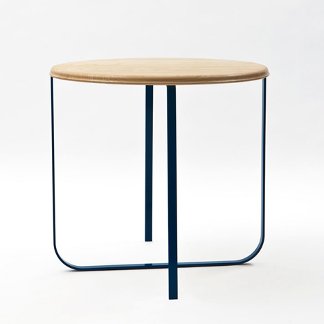 Gilda table by Eric Jourdan