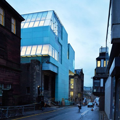 Glasgow School of Art by Steven Holl _dezeen_1sq
