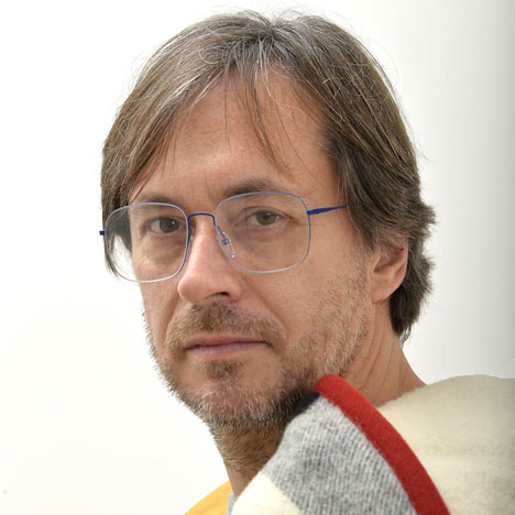 Marc Newson's first eyewear collection to debut in Milan