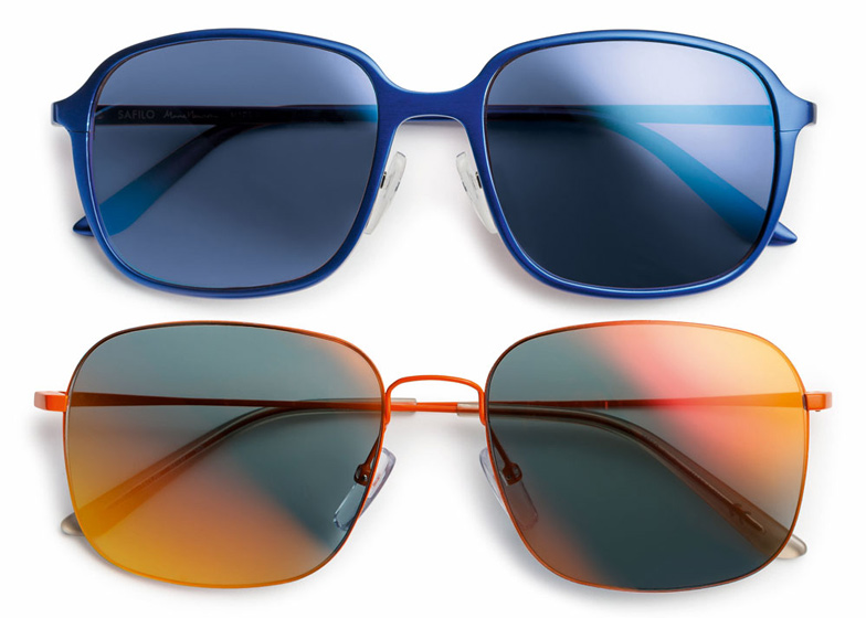 46d452ae76550 Glasses collection by Marc Newson for Safilo to debut in Milan