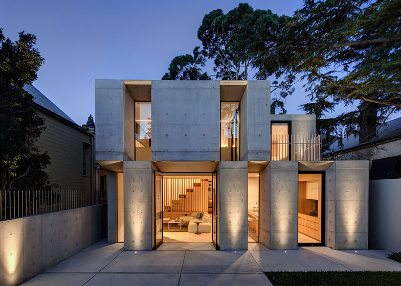 Glebe House by Nobbs Radford Architects - harry - 哈梨见竹视雾所