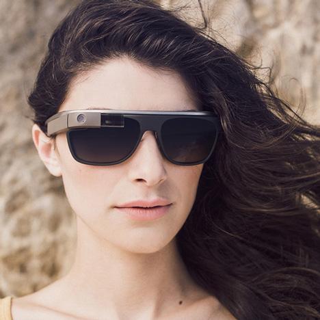 Google and luxury eyewear brand form wearable tech partnership