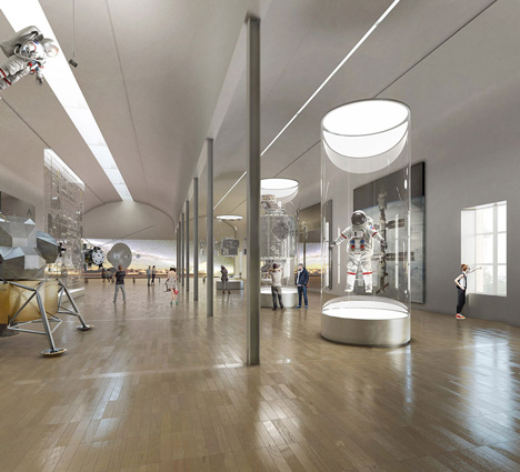 LAN wins renovation of Grand Palais exhibition hall in Paris