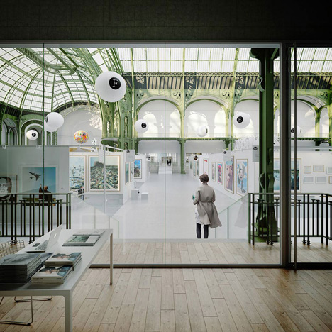 LAN wins renovation of Grand Palais exhibition hall in Paris