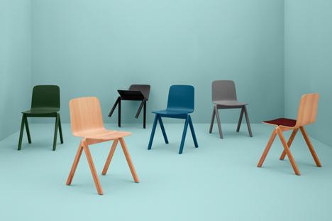Interactive Slideshow Furniture And Homeware From Danish Brand Hay