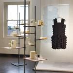 Industrial materials furnish Hostem's womenswear floor by JamesPlumb