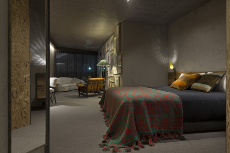 Hotel Hotel Canberra by Fendler Katsalidis Architects and Suppose Design Office