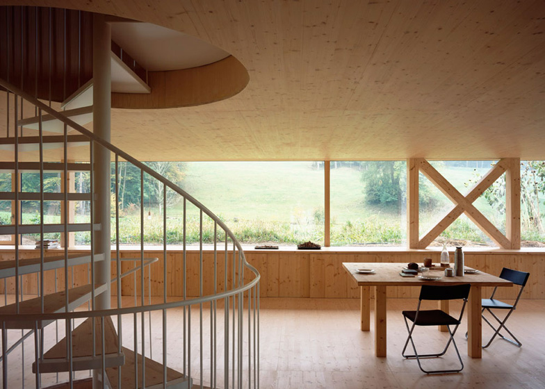 House in Balsthal by Pascal Flammer