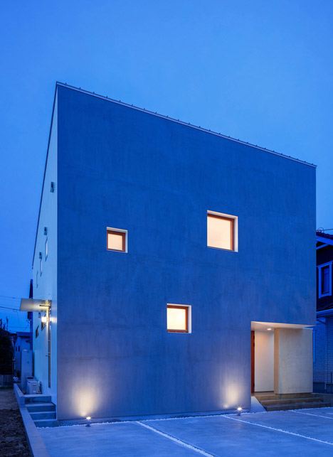 House of Kubogaoka by Kichi Architectural Design Studio