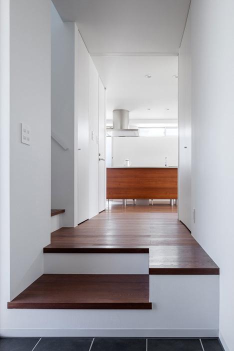House of Kubogaoka by Kichi Architectural Design Studio