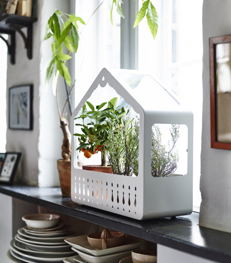 Elegant Ikea Reveals PS 2014 Collection Greenhouse ...