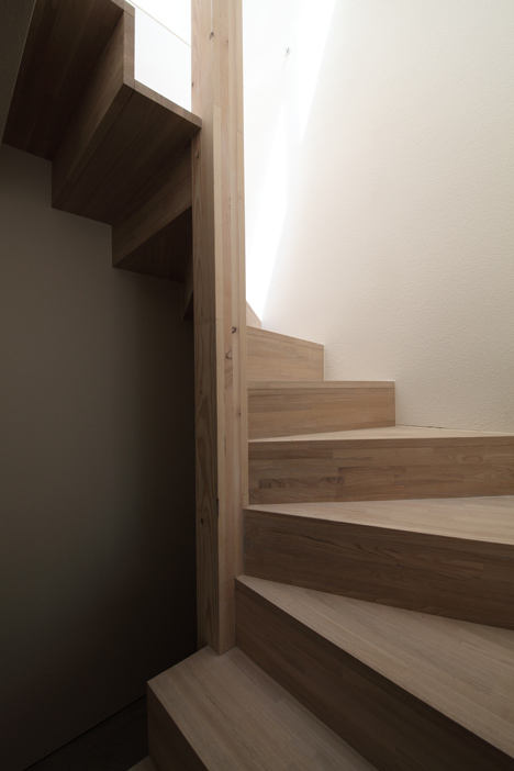 Katsutoshi Sasaki's Imai house is just three metres wide