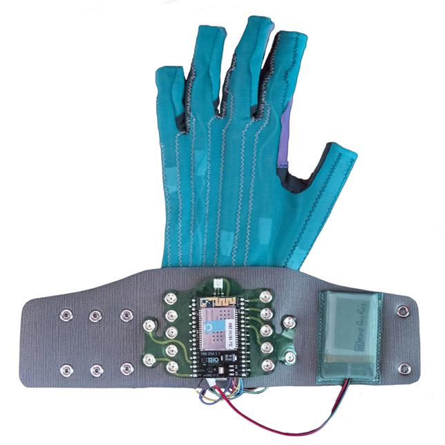 Mi.Mu glove by Imogen Heap