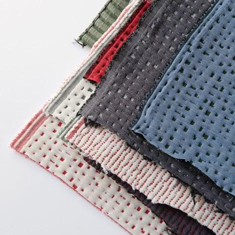 Kvadrat fabrics by Ronan & Erwan Bouroullec Design