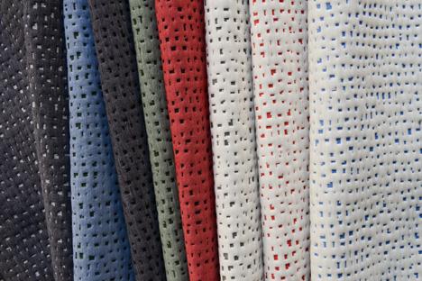 Kvadrat fabrics by Ronan & Erwan Bouroullec Design_dezeen_9