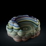 Layered fabric chair by Richard Hutten to launch in Milan