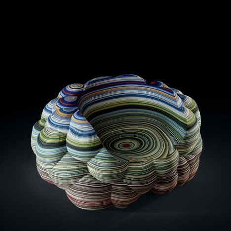 Layers Cloud Chair by Richard Hutten for Kvadrat_dezeen_1sq