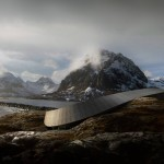 Snøhetta reveals sinuous hotel for a Norwegian island