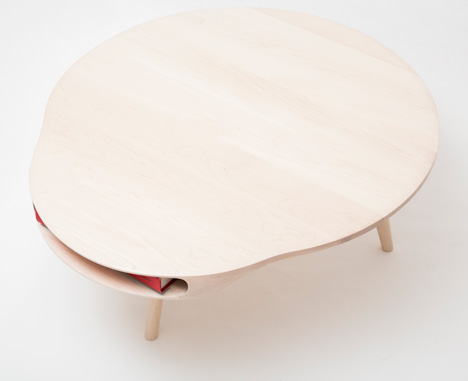 Tokyo Coffee Table by Loic Bard for Tacchini