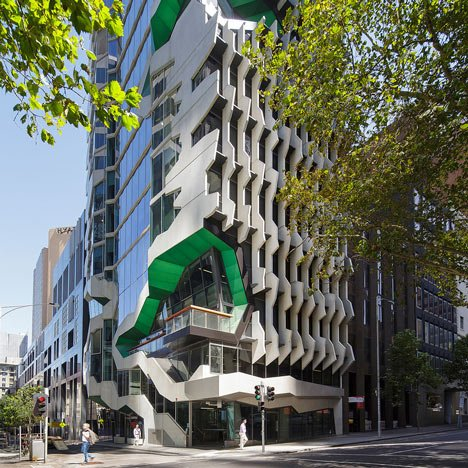 41X, Australian Institute of Architects Australia, by Lyons