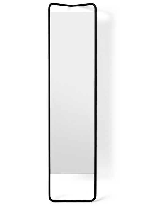 Mirror by Kaschkasch Cologne for Menu slots into corners