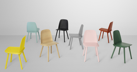 Interactive slideshow: furniture, lighting and accessories from Danish brand Muuto