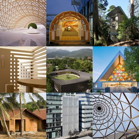 New Pinterest Board Shigeru Ban | architecture | Dezeen