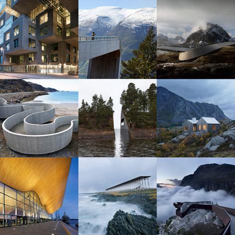 New Pinterest board: Norwegian architecture