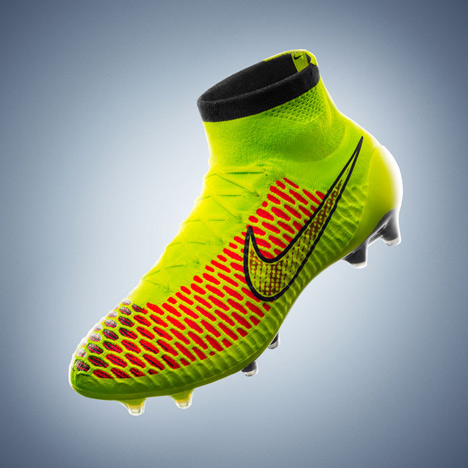 Nike's knitted Magista boot