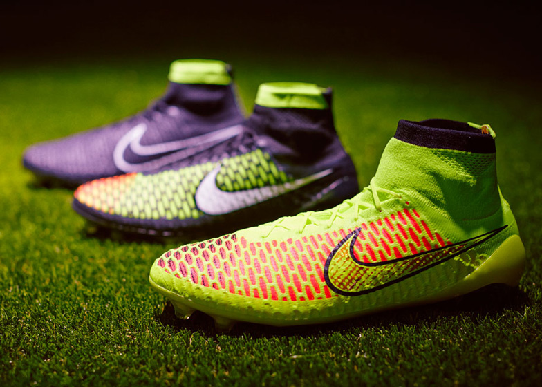 Nike adapts Flyknit technology to join knitted football boot market