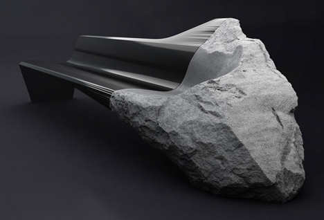 Onyx sofa by Peugeot Design Lab