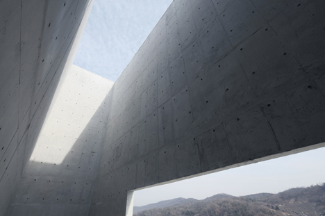 Nameless Architecture Adds Concrete Church To Growing