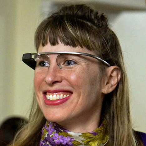 Sarah Slocum was attacked in a San Francisco bar for wearing her Google Glass headset