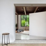 Renovated Japanese barn contains home and office by Kichi Architectural Design