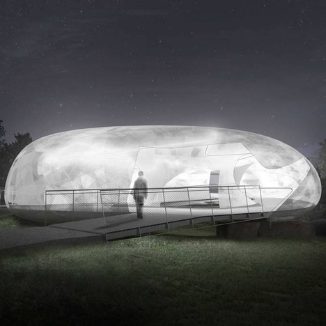 Chilean architect Smiljan Radić designs<br /> Serpentine Gallery Pavilion 2014