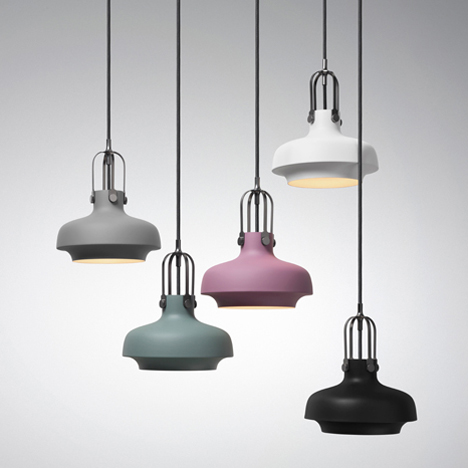Copenhagen Pendant by Space Copenhagen for &tradition