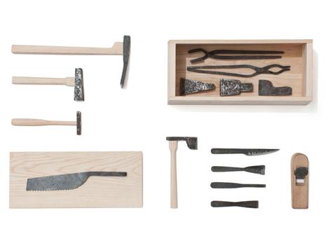 Tools by Jakob Jørgensen in Mindcraft 2014 Milan
