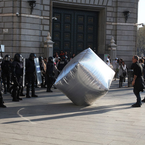 V&A exhibition to celebrate objects designed for political protests