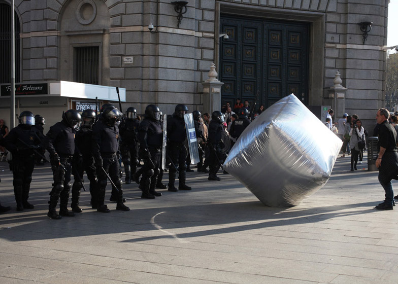 V and A exhibition to celebrate objects designed for political protests