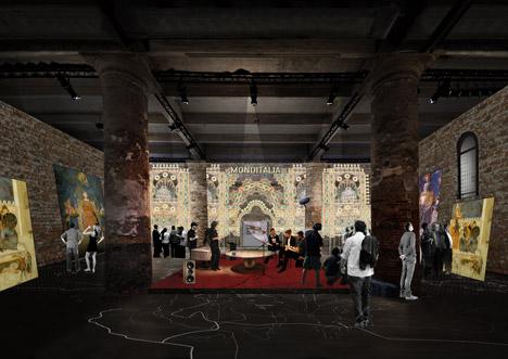 Talks programme for the Monditalia exhibition