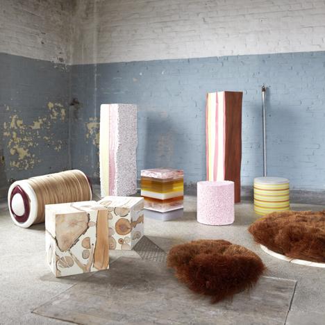 Furniture by Matthias Borrowski