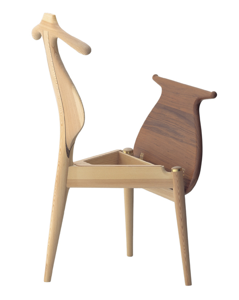 "Copenhagen exhibition to celebrate ""most important Danish designer"" Hans J. Wegner"