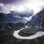 World�s longest aircraft combines parts from airships, planes and helicopters