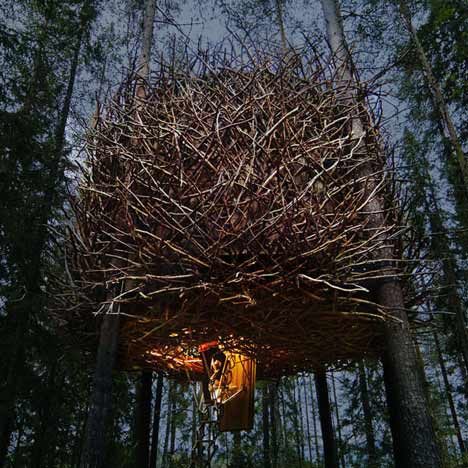 The Birds Nest by Inrednin Gsgruppen | architecture | dezeen