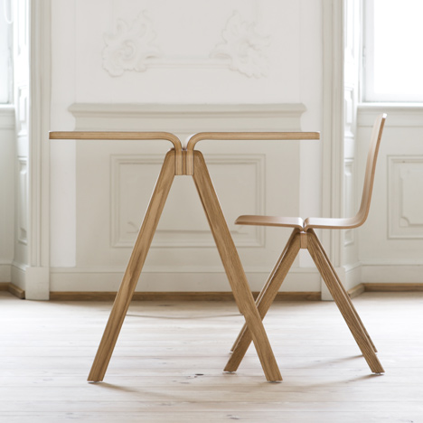 Furniture by Ronan and Erwan Bouroullec for Hay
