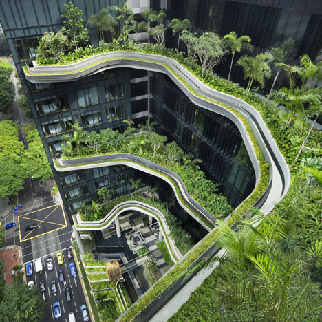 PARKROYAL on Pickering by WOHA | architecture | dezeen