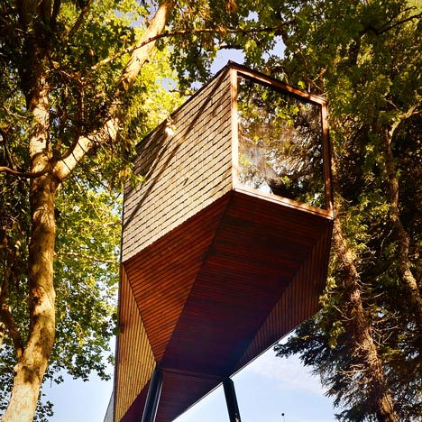 Tree Snake Houses | architecture | dezeen