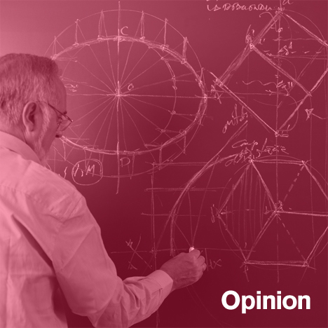 Lucas Verweij opinion column on Dezeen