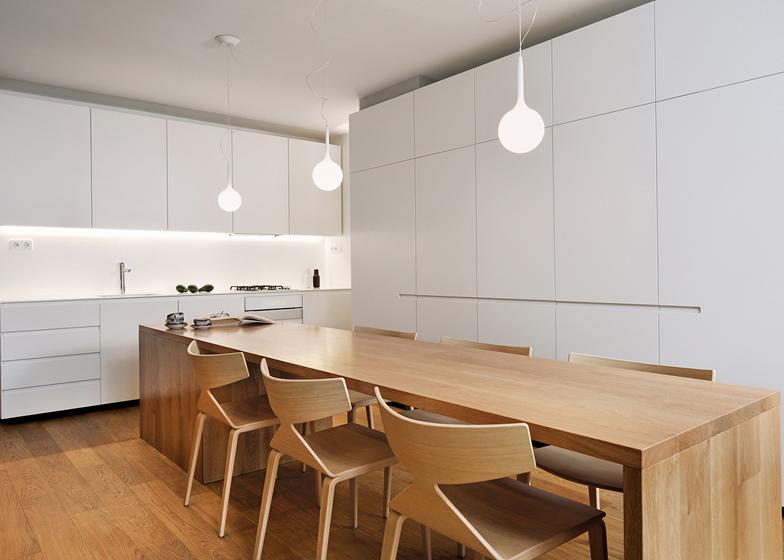 Studio 360 create space saving apartment in Slovenia